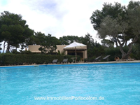 Property Chalet in Cala Mondrago  - Two Houses in Cala Mondrago in the southeast of Mallorca