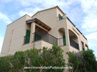 Property House in Portocolom - Semi-detached house in quiet location of Portocolom