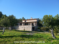 Property Finca Felanitx close to the Sant Salvador - Finca between Portocolom and Felanitx