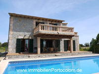 Property Finca Porreres, Mallorca - Finca in quiet and mediterranean countryside