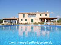Property Finca in Portocolom, Mallorca - Finca with pool in the south east of Mallorca
