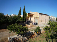 Property House in S'Horta  - Finca in the village of S'Horta