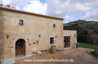Property Finca in S'Horta - Finca in the countryside of S'Horta