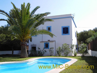Property Duplex House Porto Colom - House with two separate flats in Porto Colom