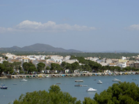 Property Luxury-Apartment Portocolom Property C - High Class Apartment with harbor view in Porto Colom