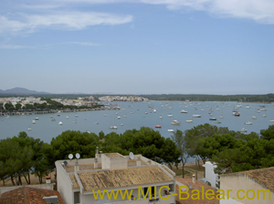 Luxury Apartment Portocolom roofterrace 1457