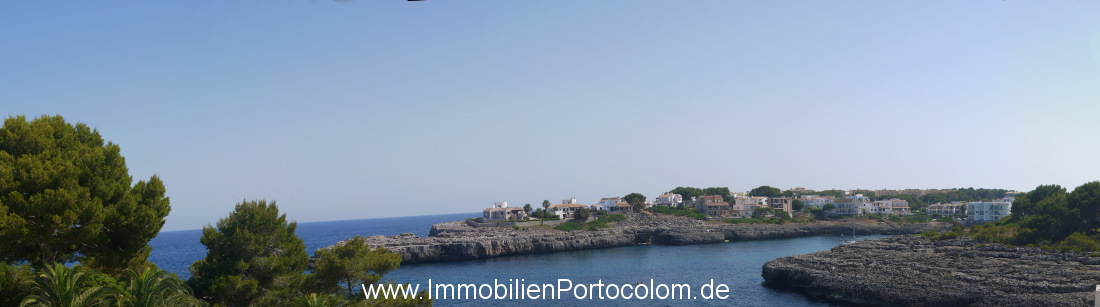 Apartment with ocean view Portocolom Cala Marcal 12718