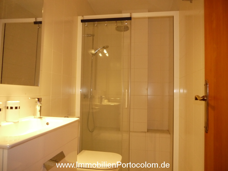 Flat 1. line of Portocolom bathroom 7715