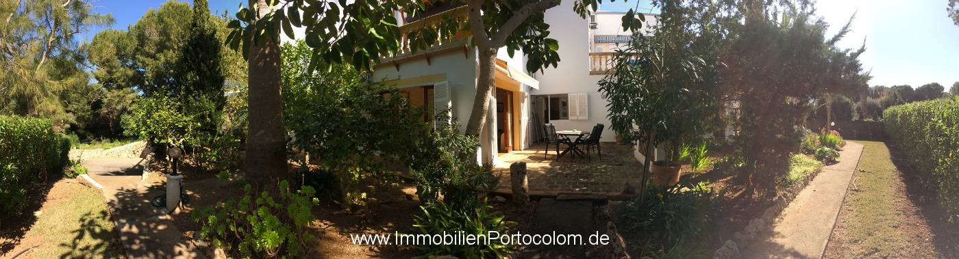 Ground floor apartment Sa Punta Portocolom garden 21219
