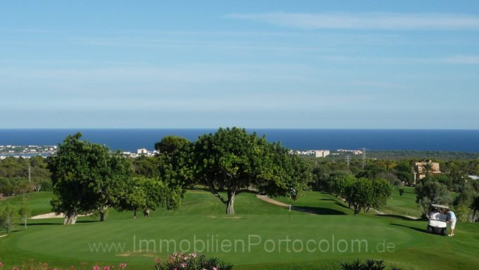 Property Flat at the Vall d'Or Golf Club Mallorca - Apartment at the Golf course of Porto Colom