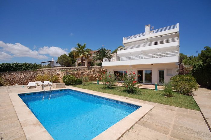 Holiday Apartment Sa Punta terrace 1029