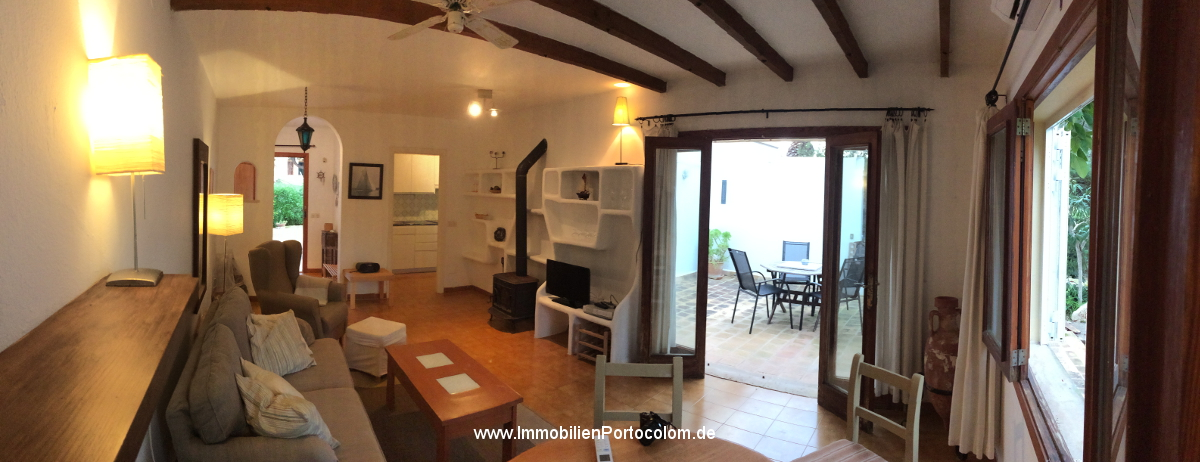 Ground floor apartment Sa Punta Portocolom livingroom2 21219