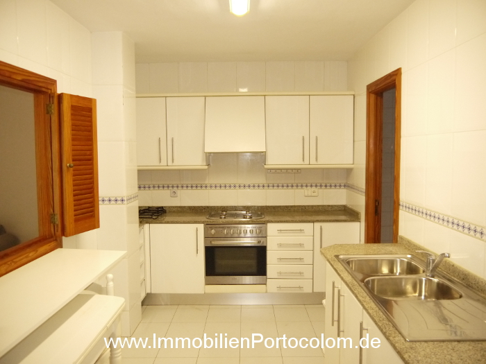 Apartment Portocolom kitchen 7416