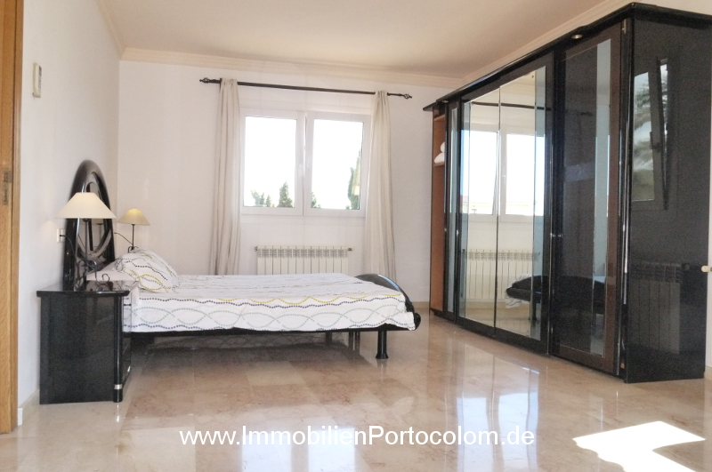 Chalet in Portocolom bedroom5 11719