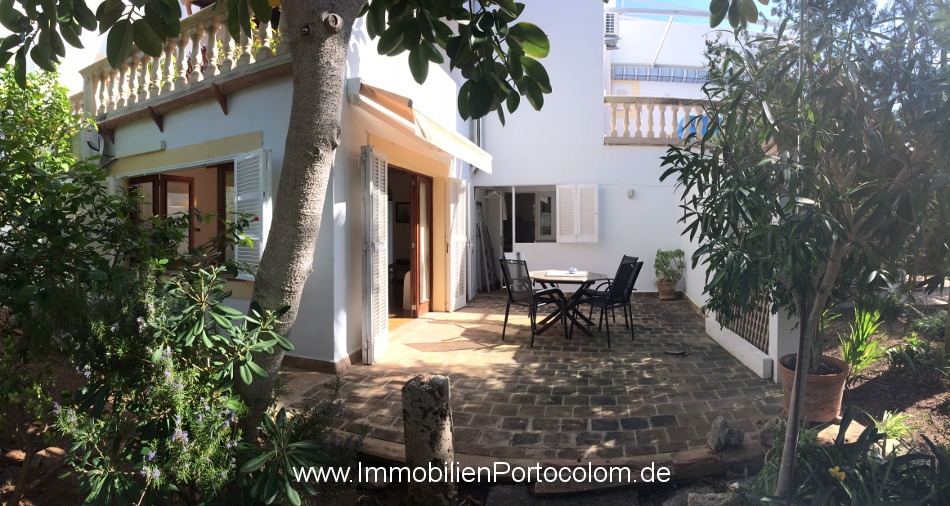 Ground floor apartment Sa Punta Portocolom terrace garden 21219