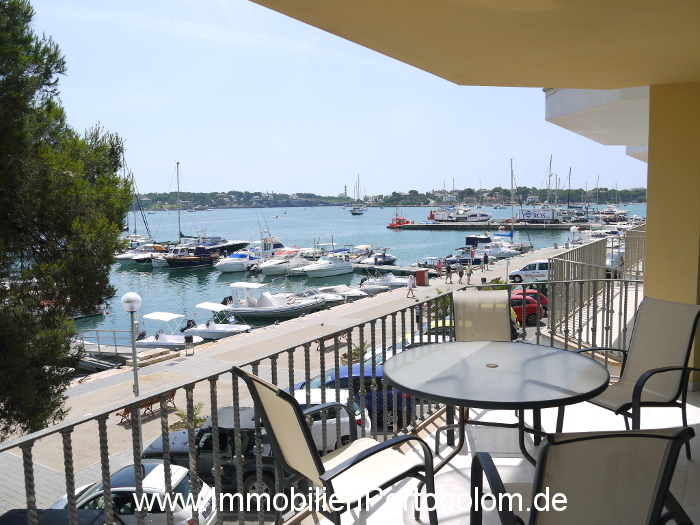 Apartment 1. line Portocolom terrace2 7715