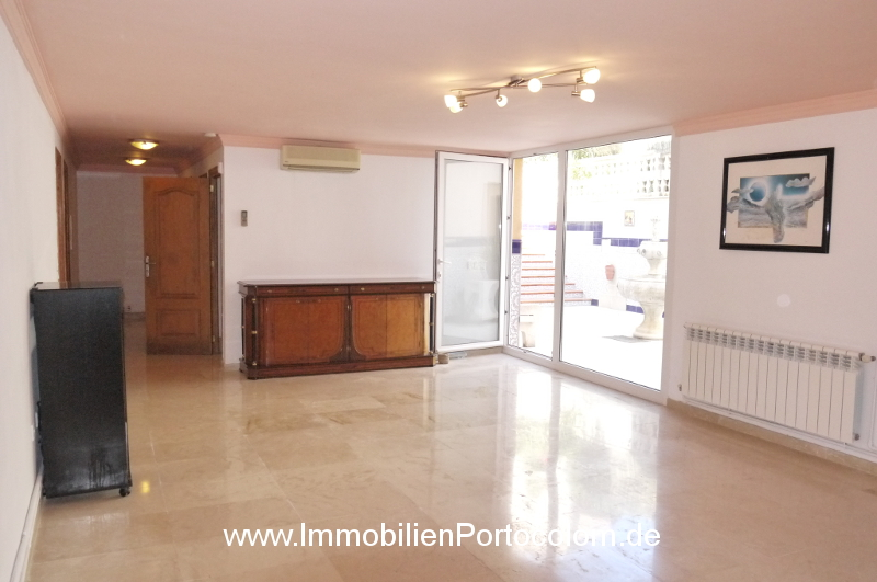 Chalet in Portocolom livingarea2 downstairs 11719