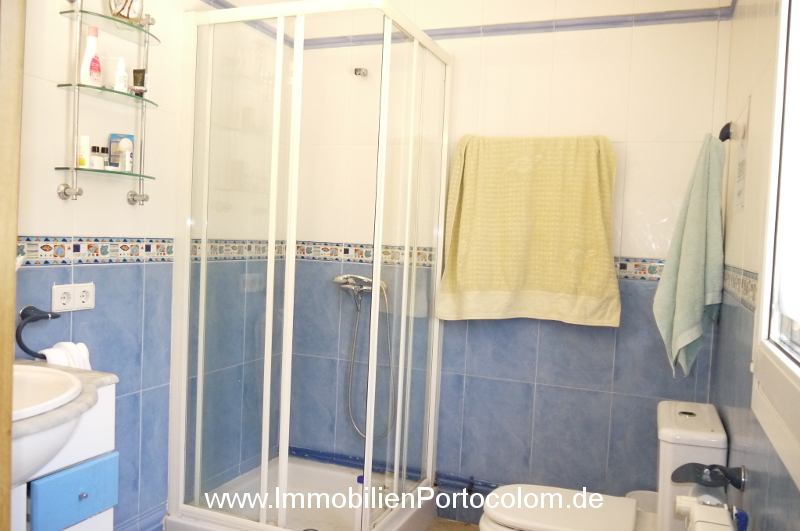 Chalet in Portocolom bathroom 11719