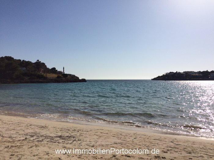 Ground floor apartment Sa Punta Portocolom beach 21219