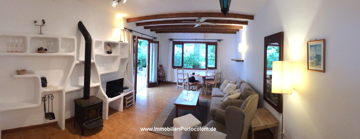 Ground floor apartment Sa Punta Portocolom livingroom3 21219