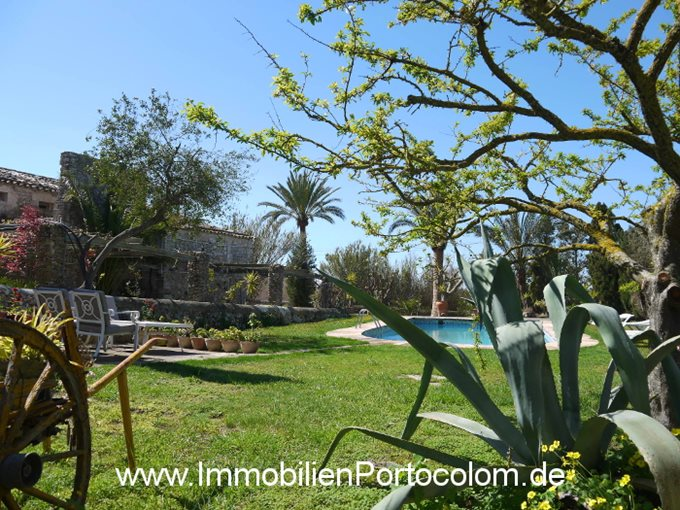 Property Finca Hotel, agritourism in the southeast of Mallorca - Finca Hotel in Felanitx