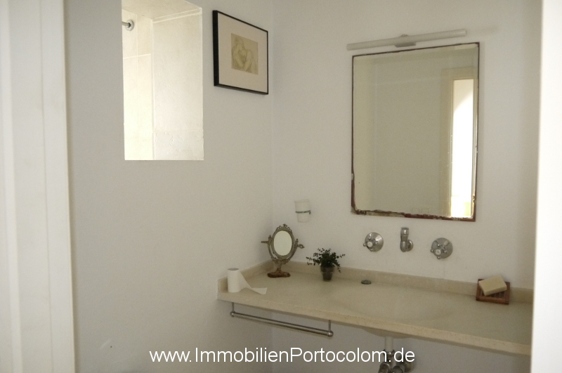 Ground floor apartment Sa Punta Portocolom bathroom2 21219