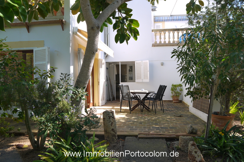 Ground floor apartment Sa Punta Portocolom terrace3 21219
