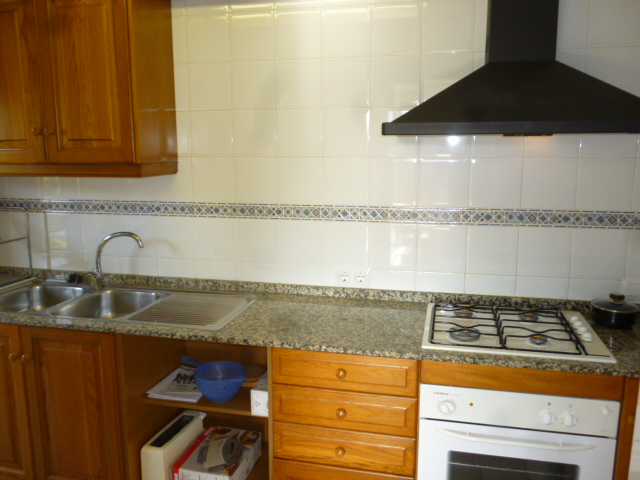 Apartment Sa Punta kitchena 3712