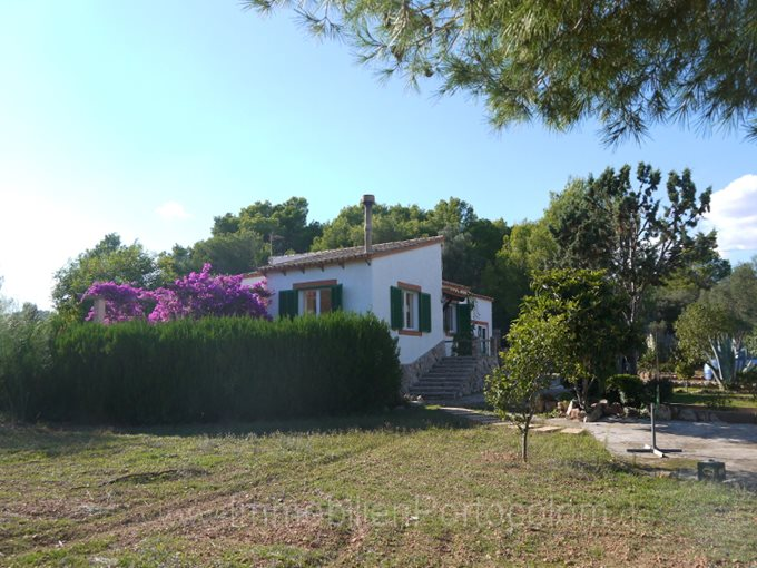 Property Chalet near Porto Colom - Beatiful house in the countryside