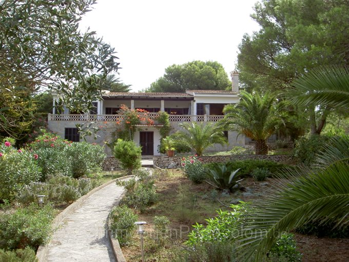 Property Chalet Elvira Sa Punta - House in Sa Punta Porto Colom