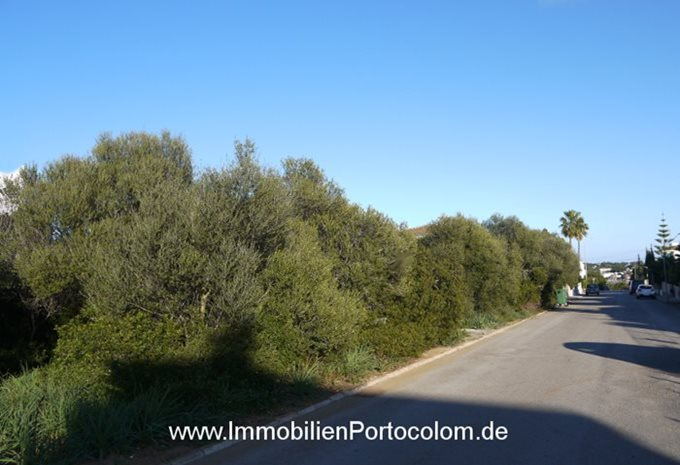 Property Building ground in Portocolom - Plot in the village of Portocolom