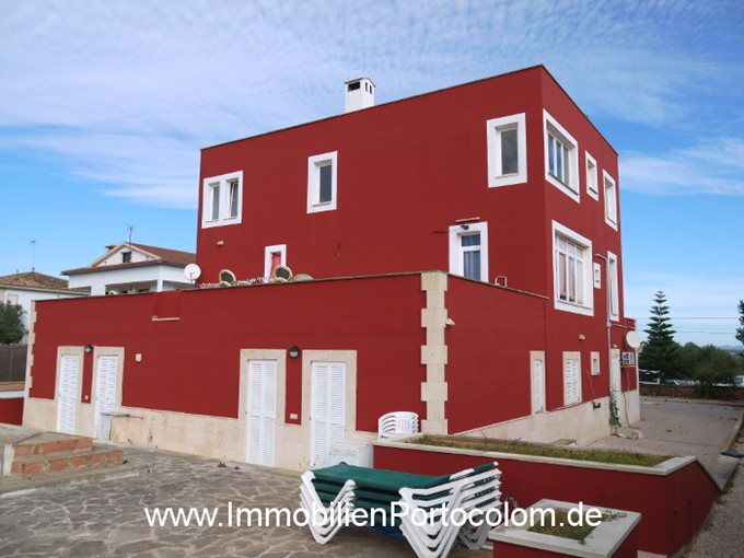 Property House in Portocolom - Multi-family house in quiet area of Portocolom