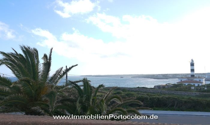 Chalet in Sa Punta, Portocolom - Chalet Sa Punta with lighthouse view
