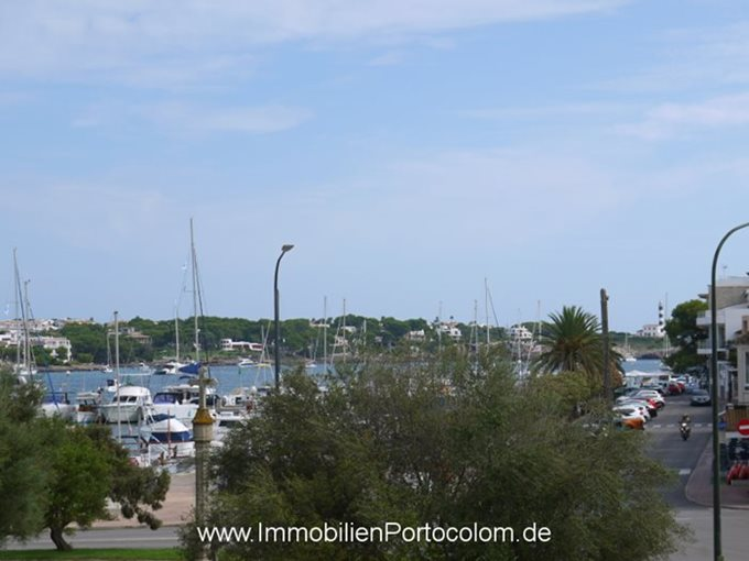 Property Apartment in first line of Portocolom - Flat in the marina of Portocolom