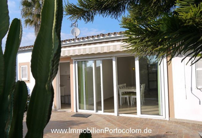 Property Chalet in Portocolom  - House in Portocolom