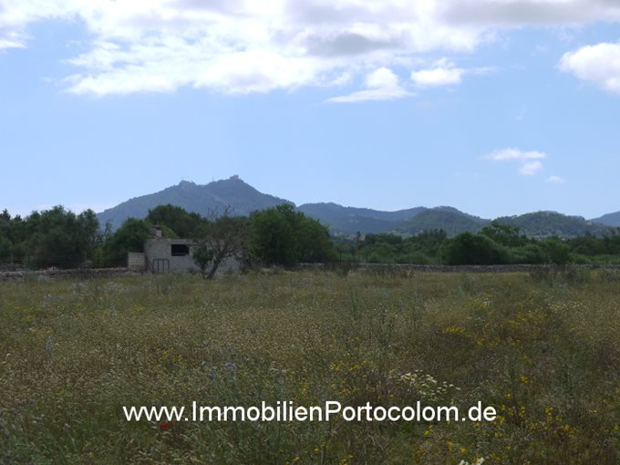 Property Finca Plot of land near Felanitx - Building plot in the south east of Mallorca