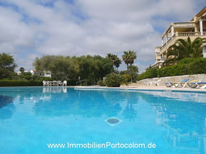 Property Ground floor apartment in Portocolom  - Flat in a nice apartment complex in Portocolom