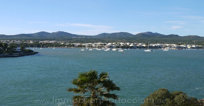 Row house in first line of Sa Punta - House in 1. line with great views to the harbor of Porto Colom
