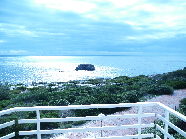 Property Apartment in first Line of Portocolom - Cala Brafi with great ocean views