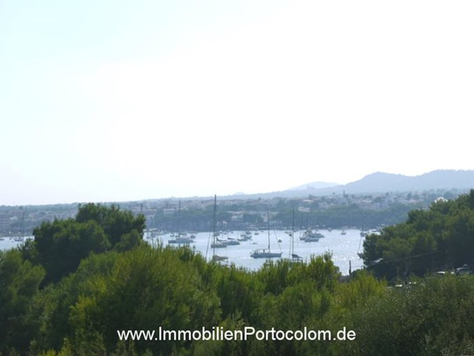 Property Apartment in first line of Sa Punta - Flat with beautiful harbor view in Portocolom