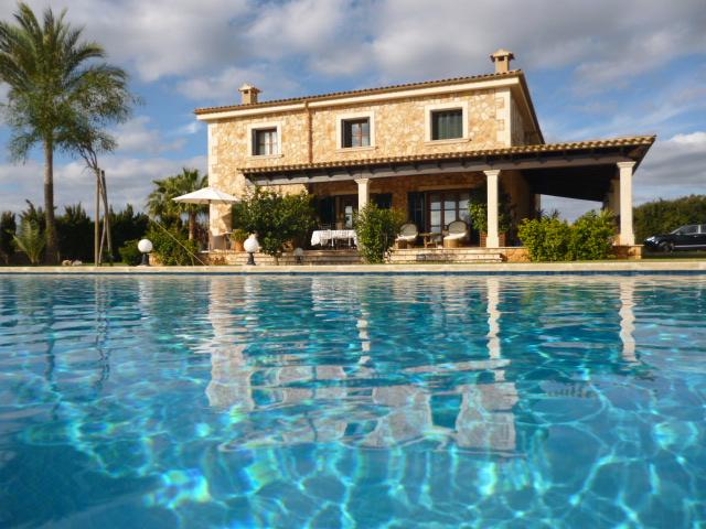 Property Finca In The Cala Sa Nau Mallorca
